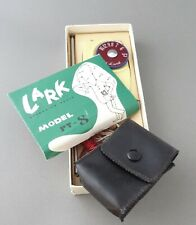 LARK CRYSTAL RADIO with box and accessories