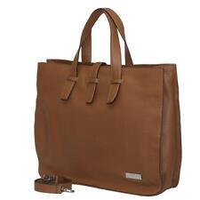 Coldam London Brown Genuine Italian Leather Tote Bag NEW