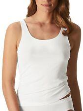 3 x Mey Emotion Top  Unterhemd Breite Träger  Art. 55204   Gr. 42   Farbe:  weis
