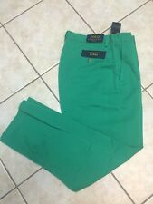 Polo Ralph Lauren Mens Classic Fit Essential Chino Academy Green 32 x 30 NWT $89