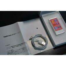New! Exchange program product Apple iPod nano 7th Generation 16GB Silver F/S