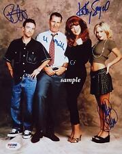 MARRIED WITH CHILDREN #2 CAST REPRINT AUTOGRAPHED SIGNED PICTURE PHOTO ED ONEILL