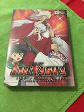 InuYasha Second Season Box Set (Dvd, 3-Disc Set), English Tv Version