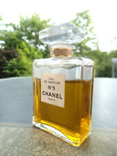 Factice Dummy Display Bottle CHANEL No.5 GLASTOP MASSIV - no perfume
