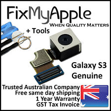 Samsung Galaxy S3 OEM Back Rear Facing Camera Flex Cable Module New Replacement