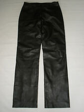 BCBG MAXAZRIA LEATHER PANTS SIZE 4 NEW  SEXY SALE  HOT  UNIQUE AWESOME