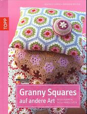Granny Squares auf andere Art - Barbara Wilder, Beatrice Simon - TOPP 6764
