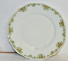 Theodore Haviland France ~J Seth Hopkins & Mansfield Baltimore MD ~Signed Plate