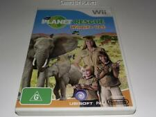 Planet Rescue Wildlife Vet Nintendo Wii PAL *Complete* Wii U Compatible Bindi