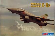 ART Models 1/72 MIKOYAN GUREVICH E-8/2 Experimental Soviet Fighter