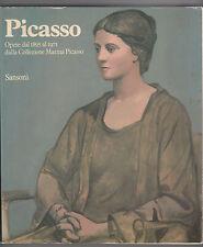 PICASSO, opere dal 1895 al 1971. Sansoni 1981-L2221