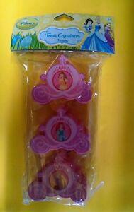 Disney Princesses Treat Candy Container Party Favor Easter Belle Ariel Rapunzel