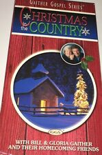 Gaither Gospel Series Christmas In The Country Southern Gospel Vhs 44C