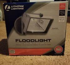 NEW Lithonia Lighting 150W Quartz Halogen Security Light Floodlight 1,414 Lumens