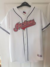 **Cleveland Indians Baseball Jersey Majestic Shirt**SIZEMORE 24*