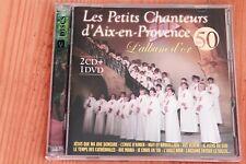 Petits Chanteurs Aix en Provence - L'album d'Or - 44 titres - 2 CD + DVD Sony