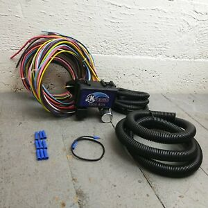 Wire Harness Fuse Block Upgrade Kit for BMW 3 Series 1984 - 1991 hot rod rat rod