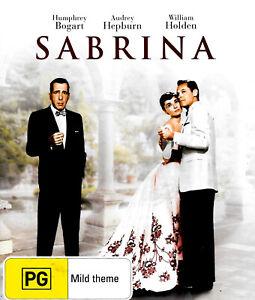 Sabrina - Rare Blu-Ray Aus Stock New Region B