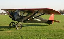 "Model Airplane Plans (FF-RC): 1929 Velie Monocoupe 1/16 Scale 22½""ws (Flyline)"