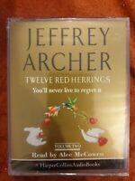 Twelve Red Herrings Volume 2: v. 2, Audio Book, Good Condition, Archer, Jeffrey