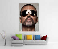 GEORGE MICHAEL GIANT WALL ART PRINT PHOTO POSTER
