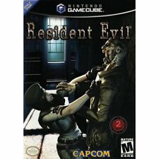 RESIDENT EVIL   NTSC-U/C US USA  NINTENDO GAMECUBE GC 60Hz