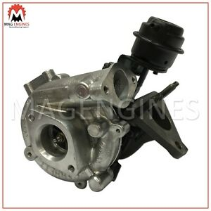 14411-AW400 TURBO CHARGER NISSAN YD22 DCi/DDTi GT1849V FOR T30 X-TRAIL 2.2 01-06