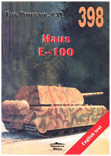 NO. 398 TANK POWER CXL MAUS 3-100