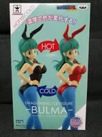 Banpresto Dragon Ball DBZ Bulma Bunny CII Figure Japan F/S NEW