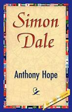 Simon Dale by Hope, Anthony  New 9781421845043 Fast Free Shipping,,