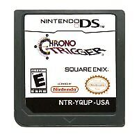 Chrono Nintendo English Trigger US Version Cartridge DS 2DS 3DS - Free Shipping
