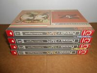 Portrait of M and N vol. 1 2 3 4  Manga Graphic Novel Book Lot in English