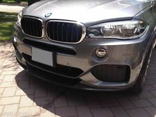 BMW X5 F15 M-PERFORMANCE AERODYNAMIC AERO FRONT bumper SPOILER lip M-Sport X5M M
