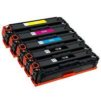 Toner Cartridge Set for Canon 131 imageCLASS LBP7110Cw MF8280Cw MF624Cw MF628Cw