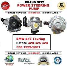 New POWER STEERING PUMP for BMW E46 Touring Estate 320 325 328 330 1999-2001