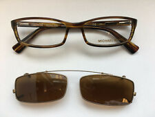 "Michael Kors ""MK673"" Eyeglass Frame with matching custom sunclip"
