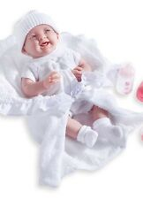 BERENGUER LA Newborn Baby Girl Real Life Like DOLL Soft Bodied 39cm 4 REBORNING