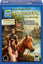 Hans Im Glück 48254 Carcassonne Inns and Cathedrals Expansion I Strategic Game