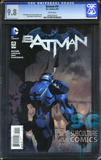 BATMAN #41 - CGC 9.8 - NEW BATMAN FIRST ISSUE - SOLD OUT - FIRST PRINT