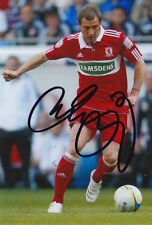 Middlesbrough mano firmato Kevin THOMSON 6x4 Foto 1.