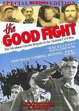 Good Fight Abraham Lincoln Brigade in 0738329058425 With Studs Terkel DVD