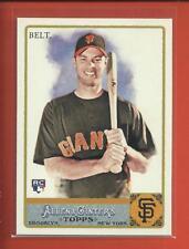 Brandon Belt RC 2011 Topps Allen & Ginter Rookie Card # 60 San Francisco Giants