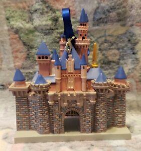 Disney Sleeping Beauty Castle Christmas Ornament Disneyland