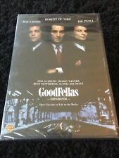 Goodfellas (Dvd) w/ Joe Pesci.Widescreen.Brand New & Sealed!