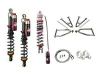 LSR Lone Star DC-4 Long Travel A-Arms Elka Stage 4 Front Rear Shocks Kit TRX250R