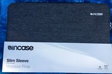 Incase Slim Sleeve for MacBook Air 11 Inch - Heather Black/Gray New