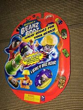 New Mighty Beanz Bodz Series 1 Wacky Bodies Special Edition Target Exclusive #1