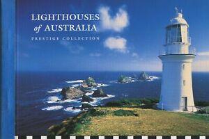 MINT 2003 LIGHTHOUSES OF AUSTRALIA PRESTIGE STAMP BOOKLET
