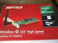 Buffalo WHR-G54S 125 Mbps 4-Port 100 Mbps Funk Router