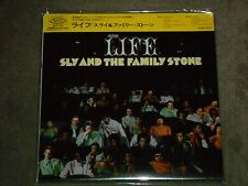 Sly & The Family Stone Life Japan Mini LP